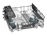 Siemens iQ100 SN61IX09TE - Opvaskemaskine - til indbygning - Wi-Fi - Niche - bredde: 60 cm - dybde: 55 cm - højde: 81.5 cm - sort