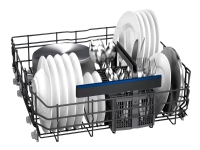 Siemens iQ300 SN63HX30AE - Opvaskemaskine - til indbygning - Wi-Fi - Niche - bredde: 60 cm - dybde: 55 cm - højde: 81.5 cm