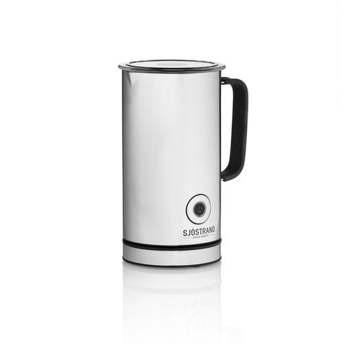 Sjöstrand Latte Conspiracy Scc-18f Mælkeskummer - Stål