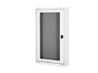 Digitus Professional Home Automation Wall Mounting Cabinet DN-WM-HA-60-SU-GD - Automatik-indelukke - lysegrå, RAL 7035