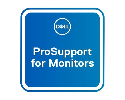 Dell Prosupport Basic Advanced Exchange Monitor Upgrade From 3 Year To 5 Year