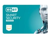 ESET Smart Security Premium - Fornyelse af abonnementlicens (1 år) - 2 computere - ESD - Win