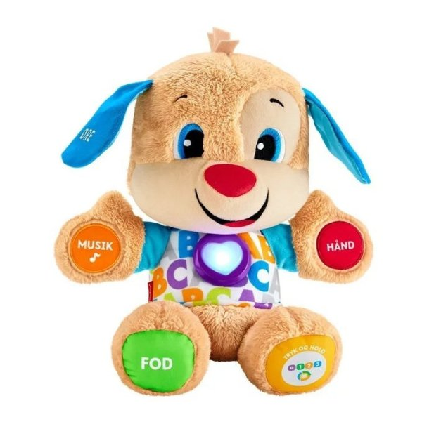 Fisher-price - Smart Stages Hundehvalp - Laugh And Learn