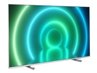 Philips 65PUS7956 - 65 Diagonal klasse 7900 Series LED-bagbelyst LCD TV - Smart TV - Android TV - 4K UHD (2160p) 3840 x 2160 - HDR - lys sølv