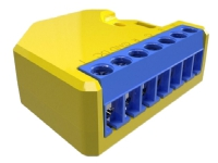 Shelly Smart LED kontroller, 4 kanaler, WiFi, Shelly RGBW2 LED