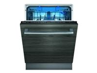 Siemens iQ500 SN65EX57CE - Opvaskemaskine - Til indbygning - Wi-Fi - bredde: 60 cm - dypde: 55 cm - højde: 81.5 cm - sort