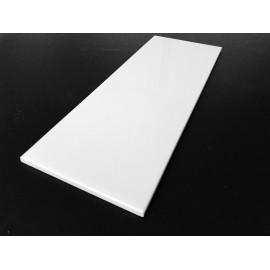 Sunshine Hvid Blank 15x40 cm