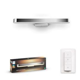 Philips Hue Adore Hue Væg lamp chrome 1x33.5W 24V - 929003056001