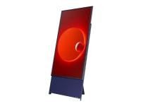 Samsung The Sero BS43T - 43 Diagonal klasse BST Series LED-bagbelyst LCD TV - QLED - digital skiltning - Smart TV - Tizen OS - 4K UHD (2160p) 3840 x