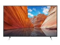 Sony KD-43X80J - 43 Diagonal klasse (42.5 til at se) - BRAVIA X80J Series LED-bagbelyst LCD TV - Smart TV - Google TV - 4K UHD (2160p) 3840 x 2160