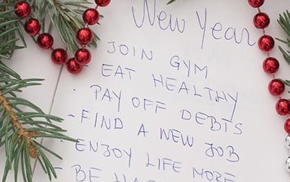 5 Ways to Keep Your New Year's Resolutions in 2015