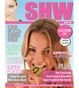 SHW Issue 32