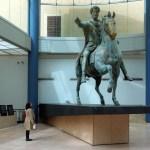 Equestrian Sculpture Of Marcus Aurelius Smarthistory