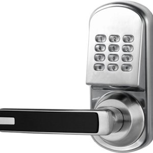 Left Z-Wave Keypad Lock