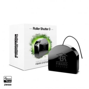 Fibaro Z Wave Shutter 3 Switch