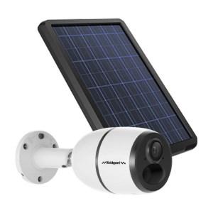 Watchguard 1080p Wireless Bullet Camera with Solar Panel