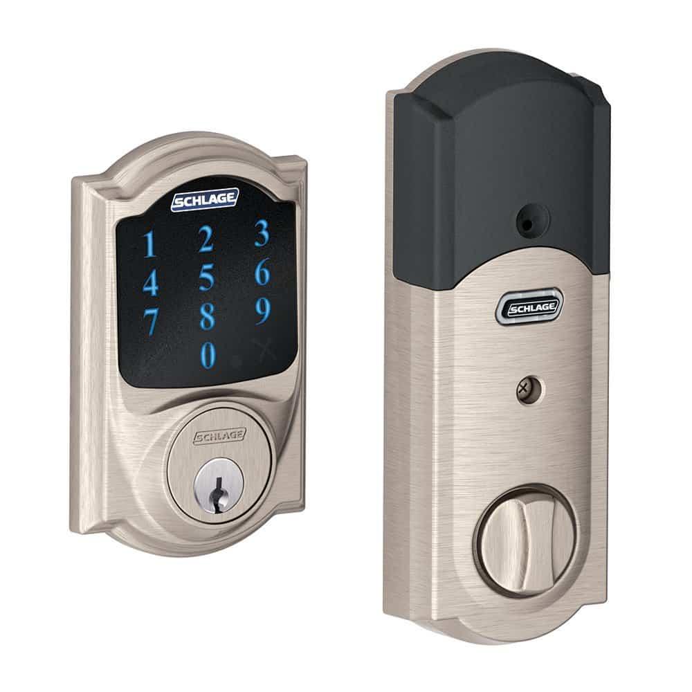 Best Door Lock For Smart Homes Home Automation Smart