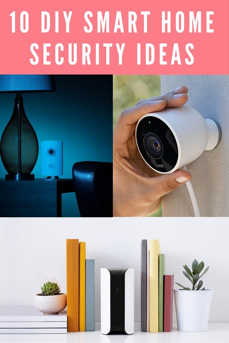 Diy Smart Home Security