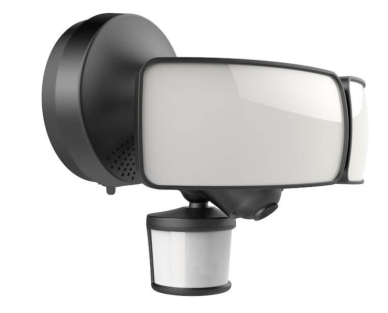 Flood Light Security Camera