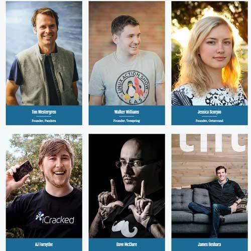 HustleCon 2015 speakers