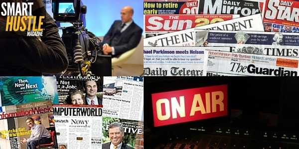 3 Ways to Pitch Your Small Business to the Media