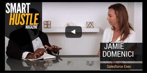 Jamie Domenici - Salesforce Exec