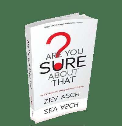 Zev Asch book