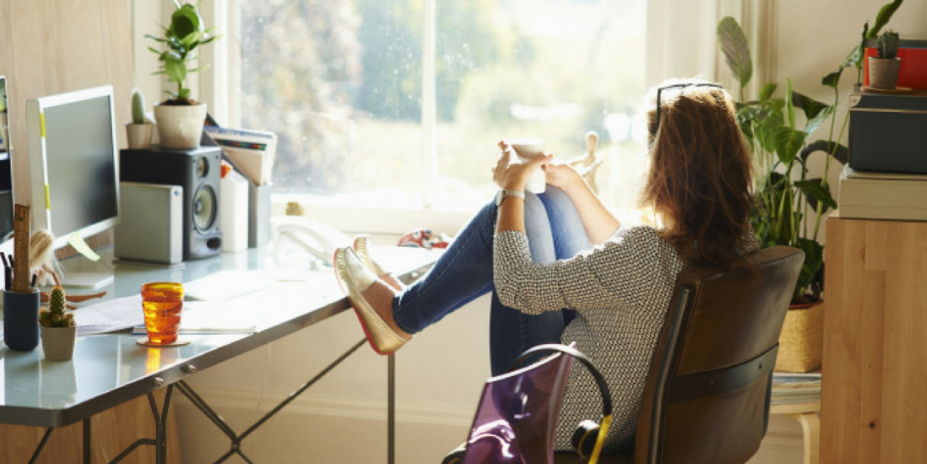 Working at Home The Survival Guide