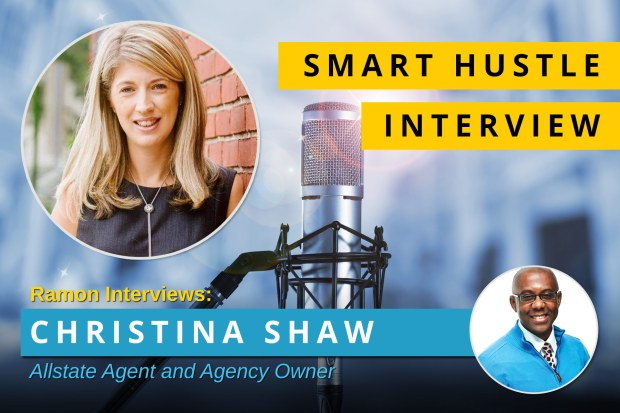 Christina Shaw on Being a Single Parent, Running Her Agency, and Finding the Right People