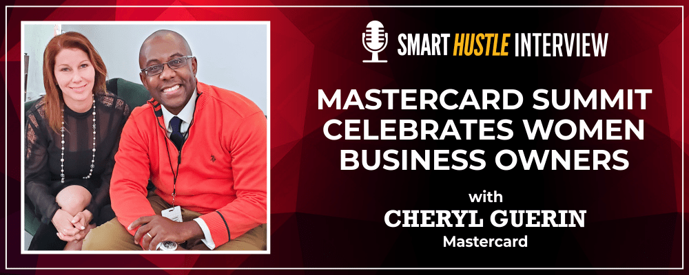 Banner Cheryl Guerin Mastercard Small Business Summit Blog Header 2000 x 400