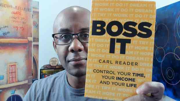 Carl Reader Boss It