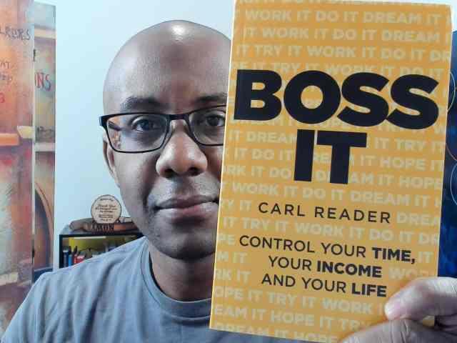 Carl Reader Boss It