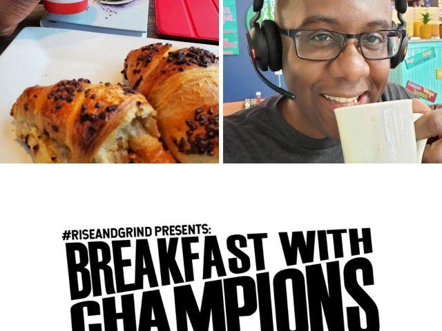 Breakfast with Champions - Ramon Ray