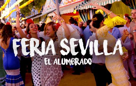Feria de Abril de Sevilla: El Alumbrado
