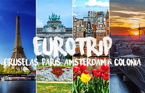 Eurotrip, Trips