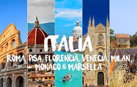 Trip to Italy, Italia, Trips