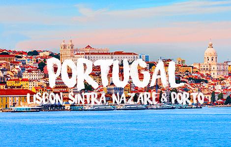 Portugal Lisbon, Sintra, Nazare & Porto, Trips