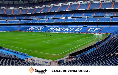 Tickets Santiago Bernabeu Real Madrid