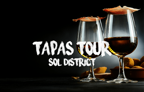 Tapas Tour Sol District
