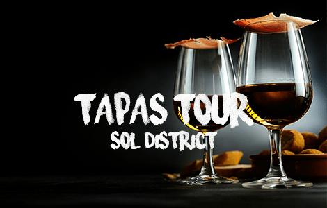 Tapas Tour Sol District