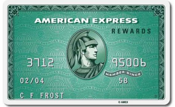 American Express Logo-Smart International