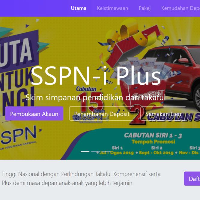 apa itu sspn