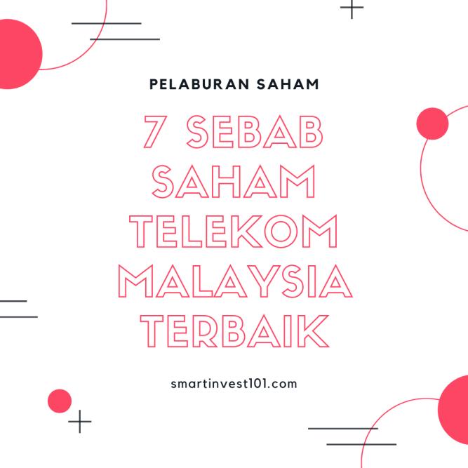 saham telekom malaysia