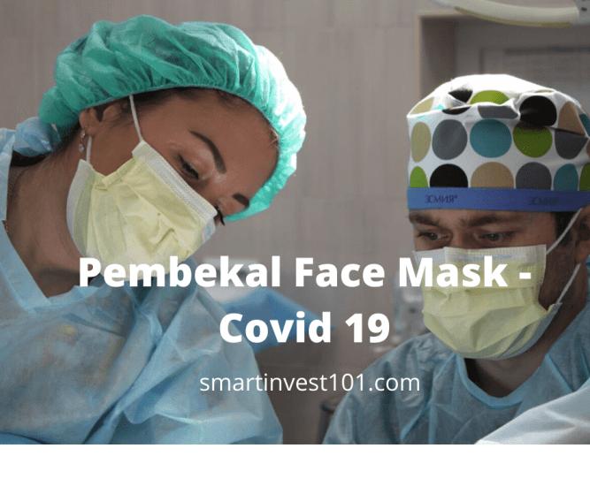 pembekal face mask