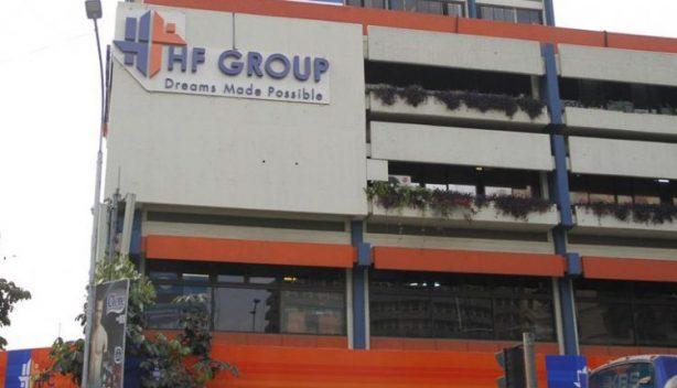 HF Group Headquarters in Nairobi