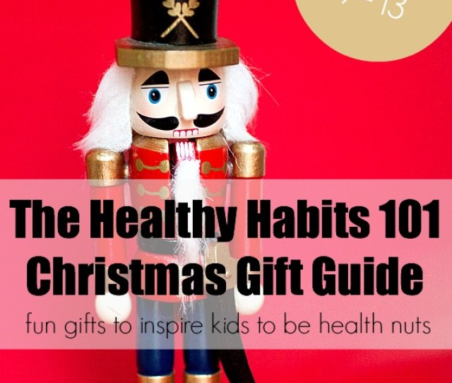 Fun Gift Ideas That Encourage Your Child To Be Healthy