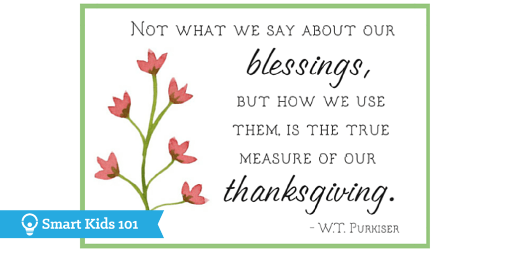 Measure Say Them Our How About Our Not What We Blessings True Use Thank We