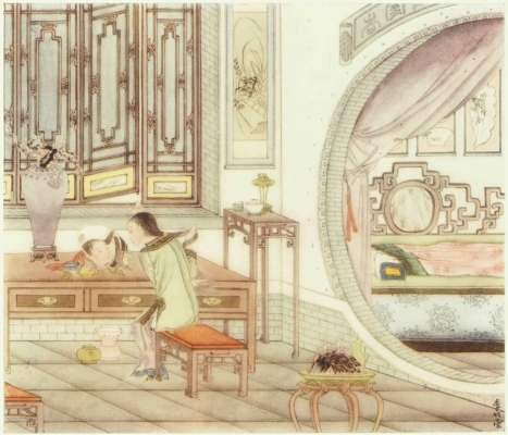 LU-SAN, DAUGHTER OF HEAVEN – Chinese Fairy Tales