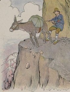 Read more about the article THE ASS AND HIS DRIVER – Aesop Fables for Kids
