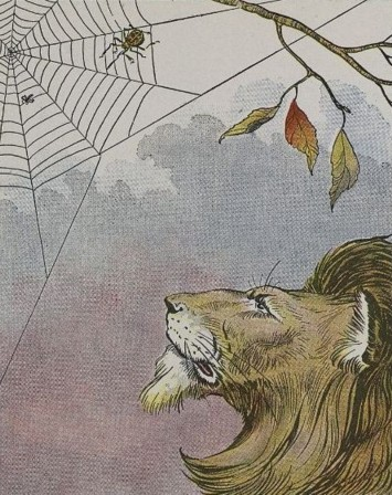 THE LION AND THE GNAT – Aesop Fables for Kids